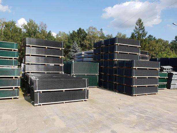 Ogrodzenia panelowe + podmurówka. Producent. Dostawa.Montaż