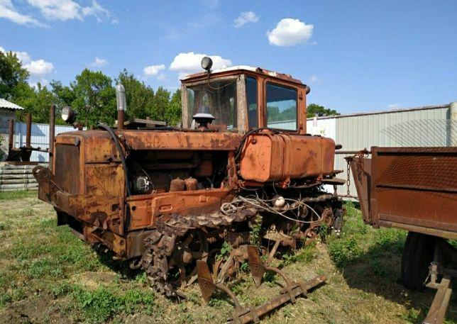 Трактор ДТ 75 продам бу