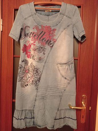 Плаття джинсове 52 р,Туреччина