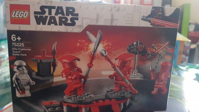 Lego 75225 Star Wars Elitarni Gwardziści Pretorianie