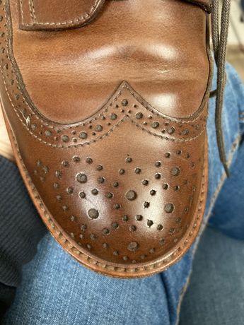 Продам мужские туфли BRUNELLO CUCINELLI