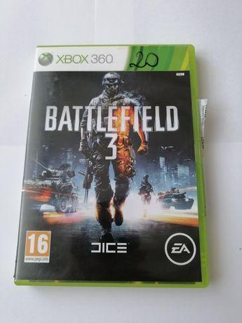 Battlefield 3 gra na xboc 360