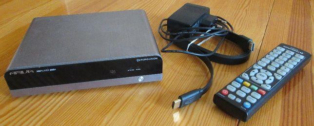 Odwtarzacz multimedialny Ferguson Ariva HD 200a
