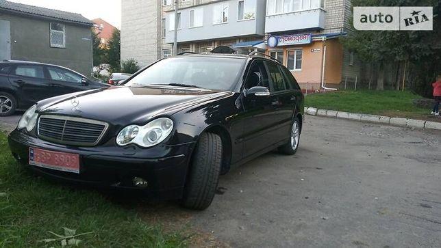 Mercedes C 200 W203