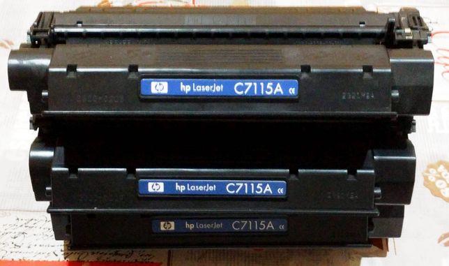 Картридж HP LaserJet C7115A (15A).