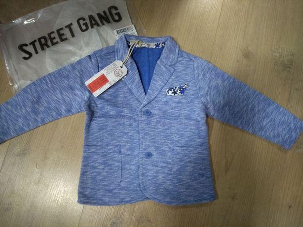 Пиджак Street Gang Италия на мальчика 2 -2,5года