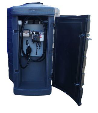 Zbiornik na paliwo dwupłaszczowy rope olej napędowy 1500L NOLEN MAX