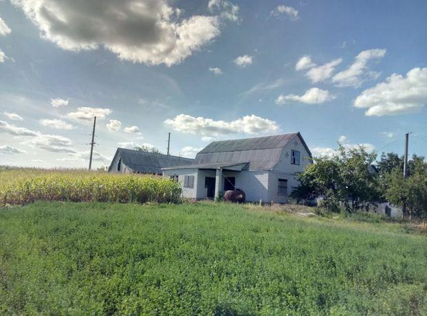Продаж будинку (недобудованого) 120кв.м. Миронівка