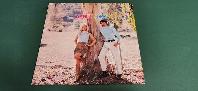 NANCY SINATRA & LEE HAZLEWOOD - japan PROMO vinyl, płyta winylowa