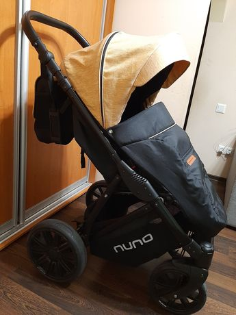 Прогулочна каляска Riko nuno, візок, прогулка