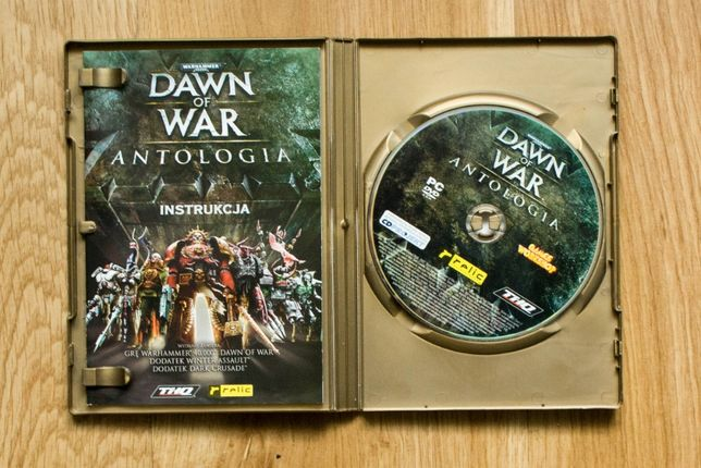 Dawn of War ANTOLOGIA pl gra PC