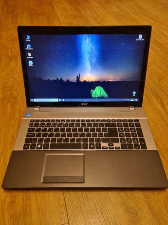 Acer Aspire V3-771G | i7-3610qm, NVIDIA GT650m, 120GB SSD, 750GB HDD