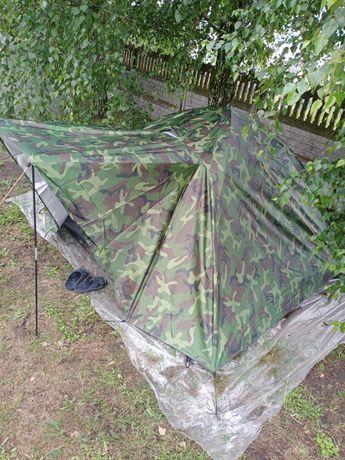 Палатка двох месна