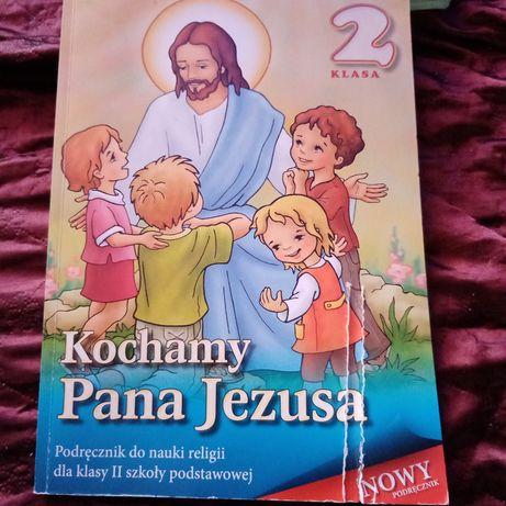 Sprzedam podręcznik do Religi kl 2