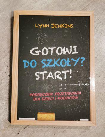 Lynn Jenkins Gotowi do szkoły? START Podręcznik przetrwania...PRZECENA