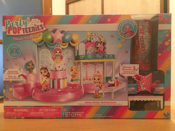Party Popteenies набор сюрприз с куколкой Фантастическая вечеринка