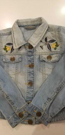 Kurtka jeansowa, katana Next