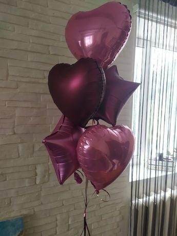 Різноманітні кульки з гелієм до свята
