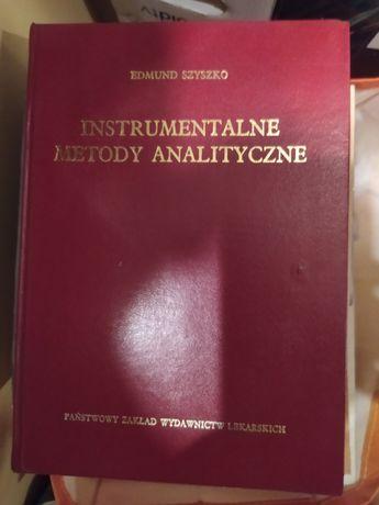 Instrumentalne metody analityczne - książka