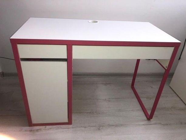 Biurko MICKE IKEA + krzesło