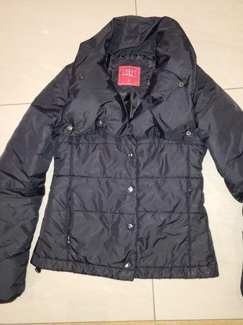 Kurtka przejściowa ciepła Carry S płaszcz ramoneska