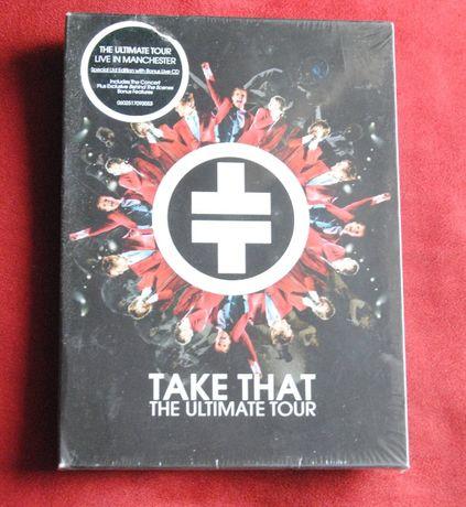 Take That*The Ultimate Tour/DVD Nowa