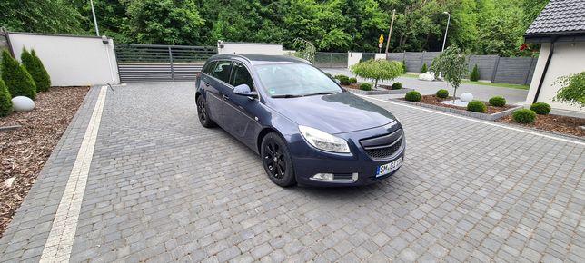Opel Insignia - Wynajem długoterminowy leasing z servisem