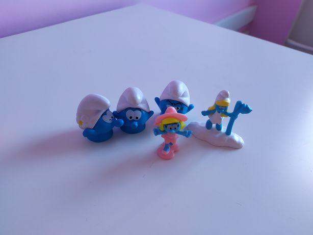 Figurki Smerfy