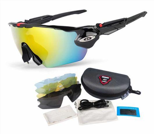 Óculos de Ciclismo - POC/Abus/Oakley