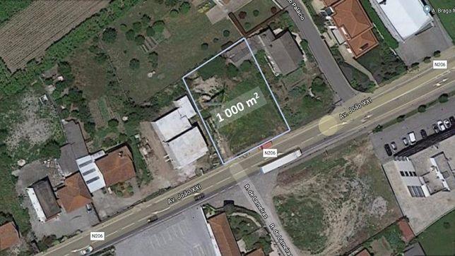 Terreno para arrendar em Vermoim - N206