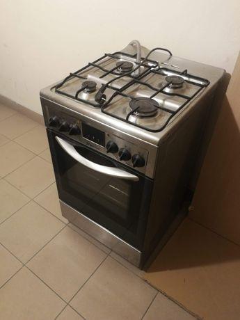 kuchenka gazowa Mastercook Dynamic z piekarnikiem elektrycznym