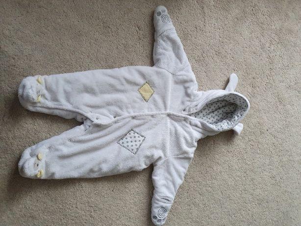 kombinezon niemowlęcy z polaru