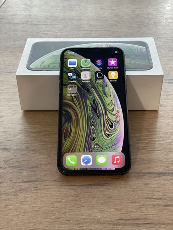iPhone XS 256G space Gray