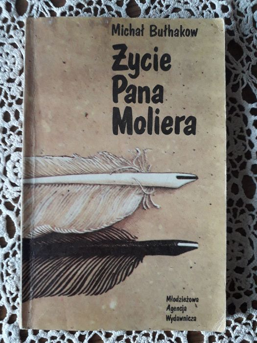 """Michał Bułchakow, """"Życie pana Moliera"""". Świebodzin - image 1"""