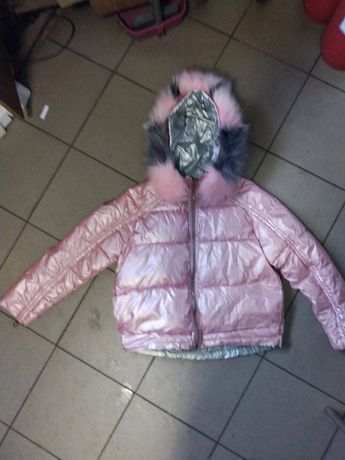 Куртка оверсайз пуховичок пуховик женский куртки курточка зимнее торг.