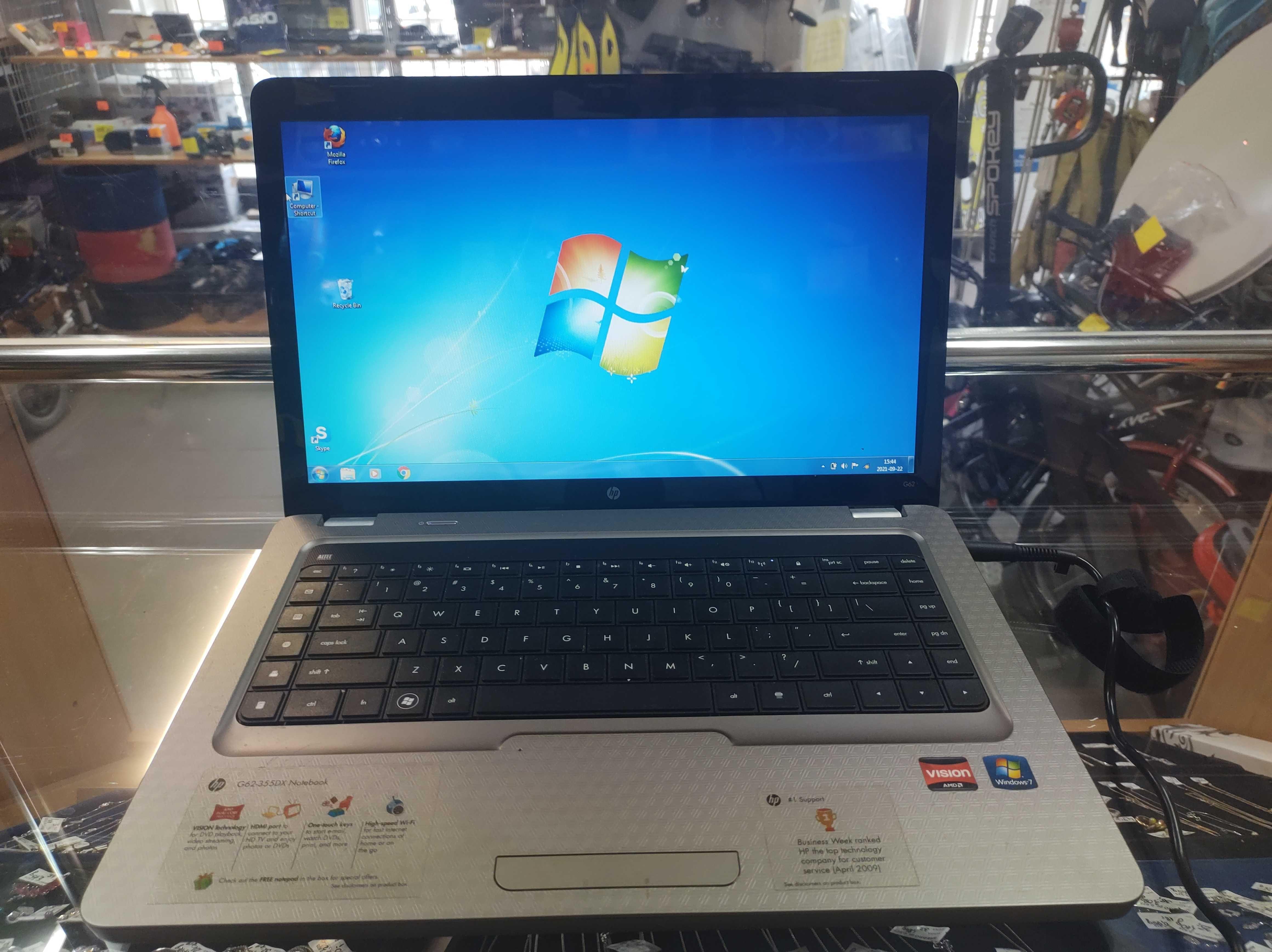 Laptop HP G62 jak NOWY ! idealny do nauki i nie tylko ! Lombard Tarnów