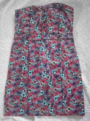 Sukienka 36 bez ramiączek