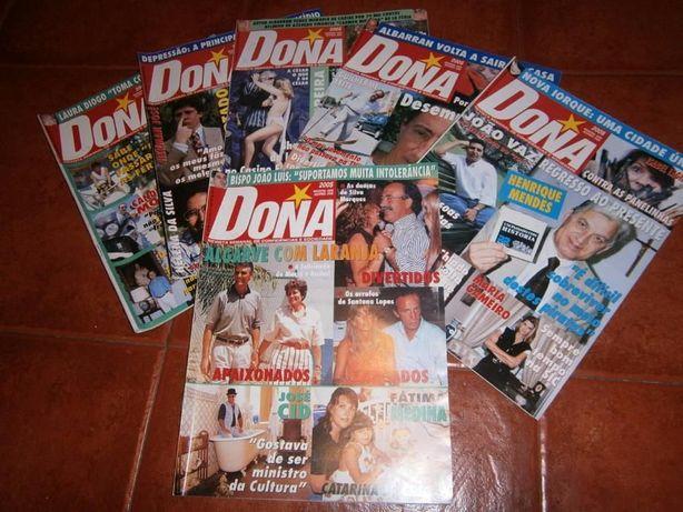Revistas Dona antigas