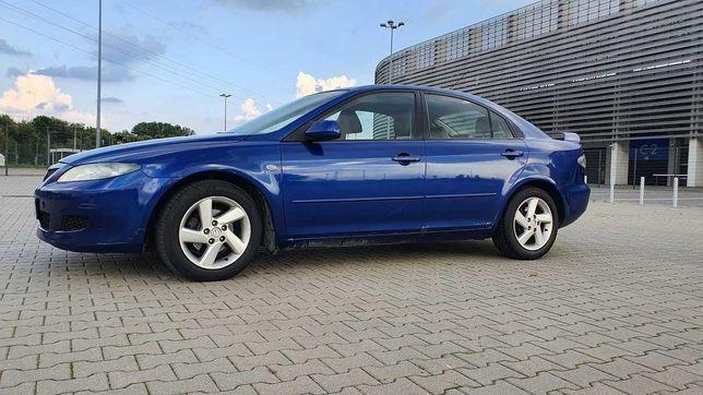 Mazda 6 2003 1.8 benzyna