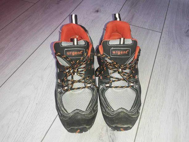 Obuwie robocze URGENT, ochronne buty, rozmiar 43