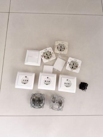 Fixas de Material elétrico
