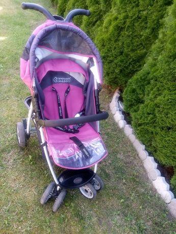 Wózek dziecięcy spacerowy