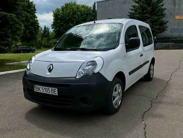 Renault Kangoo 1.5 dci 63 kw