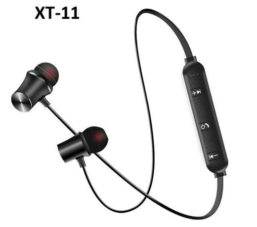 Nowe słuchawki Bluetooth XT-11 z pilotem i mikrofonem