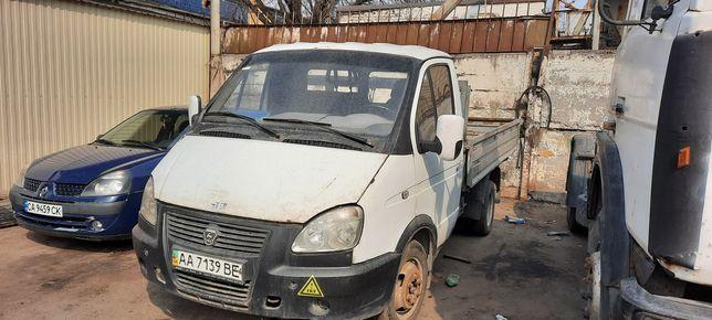 ГАЗ 33021-212 бортовая