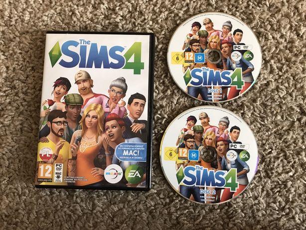 The Sims 4 PL Mac PC podstawa gra komputerowa simsy