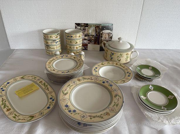 Винтаж: коллекция посуды столовой Виллерой&Бох