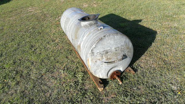 Beczka zbiornik pojemnik ocynk 600l na deszczówkę lub inne - ew. dowóz