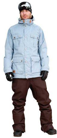 Сноубордическая лыжная куртка L1 Sutton Jacket