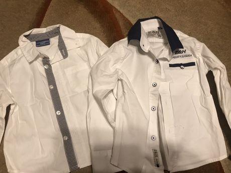 Koszula biała coccodrillo rozm 86